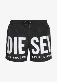 Diesel - WAVE - Shorts da mare - black - 2