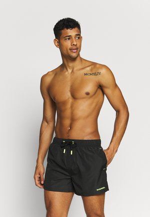 SANDY - Shorts da mare - black