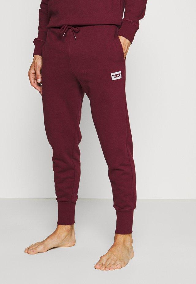 UMLB-PETER TROUSERS - Pyjamabroek - burgundy