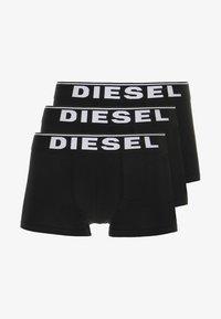 Diesel - UMBX-DAMIENTHREEPACK BOXER 3PACK - MPACK:3 - Onderbroeken - schwarz - 3