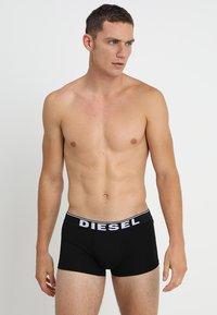 Diesel - UMBX-DAMIENTHREEPACK BOXER 3PACK - MPACK:3 - Onderbroeken - schwarz - 1