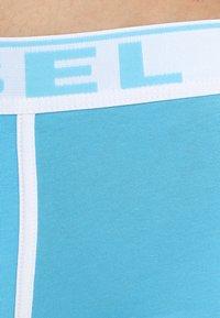 Diesel - 3 er PACK - Shorty - hellblau/blau/rot - 6