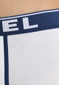 Diesel - 3 er PACK - Shorty - dunkelblau/weiß/grau - 6
