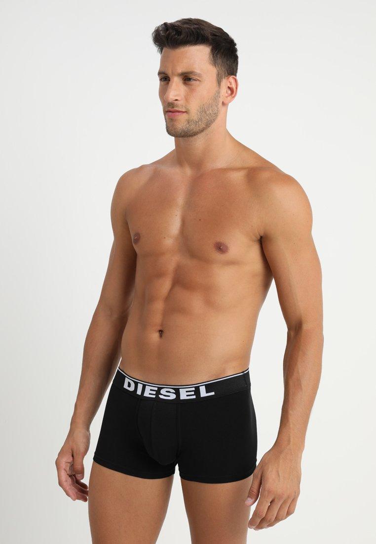 Diesel - 3 er PACK - Shorty - schwarz/rot/weiß