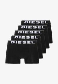 Diesel - UMBX-DAMIENFIVEPACK 5 PACK - Culotte - black - 3