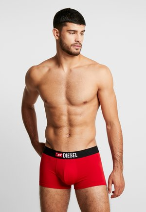 3 PACK SMU1-MPACK:3 - Pants - black/black/red