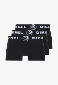 Diesel - 3 PACK - Bokserit - black - 3
