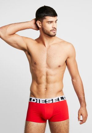SHAWN 3 PACK - Shorty - red/black/blue
