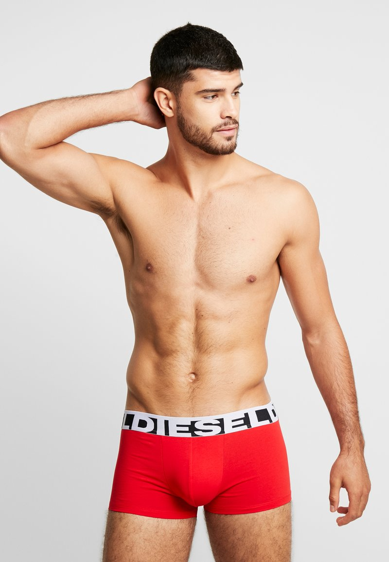 Diesel - SHAWN 3 PACK - Shorty - red/black/blue