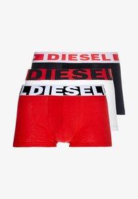 Diesel - UMBX DAMIEN BOXER 3 PACK - Onderbroeken - red/black/white - 3