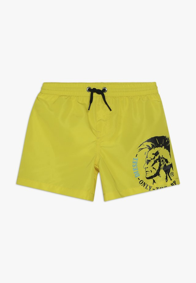 MBXPERRY - Zwemshorts - blazing yellow