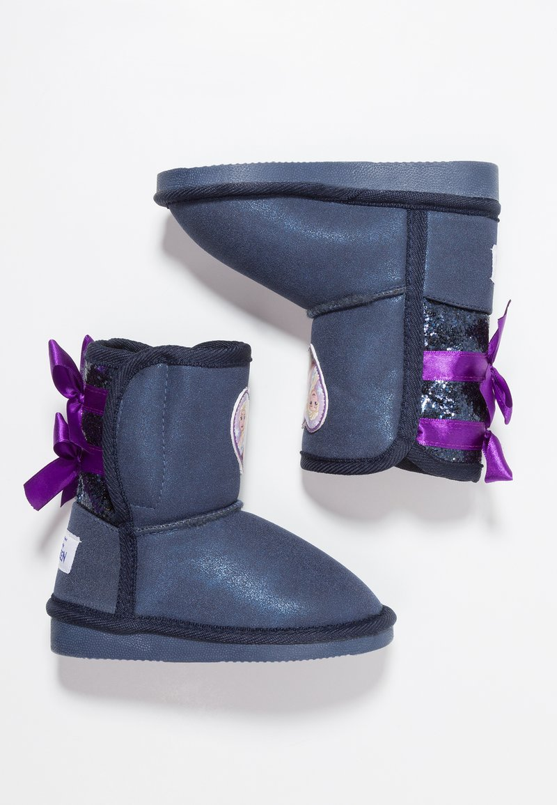 Disney - FROZEN BOOT - Classic ankle boots - blue