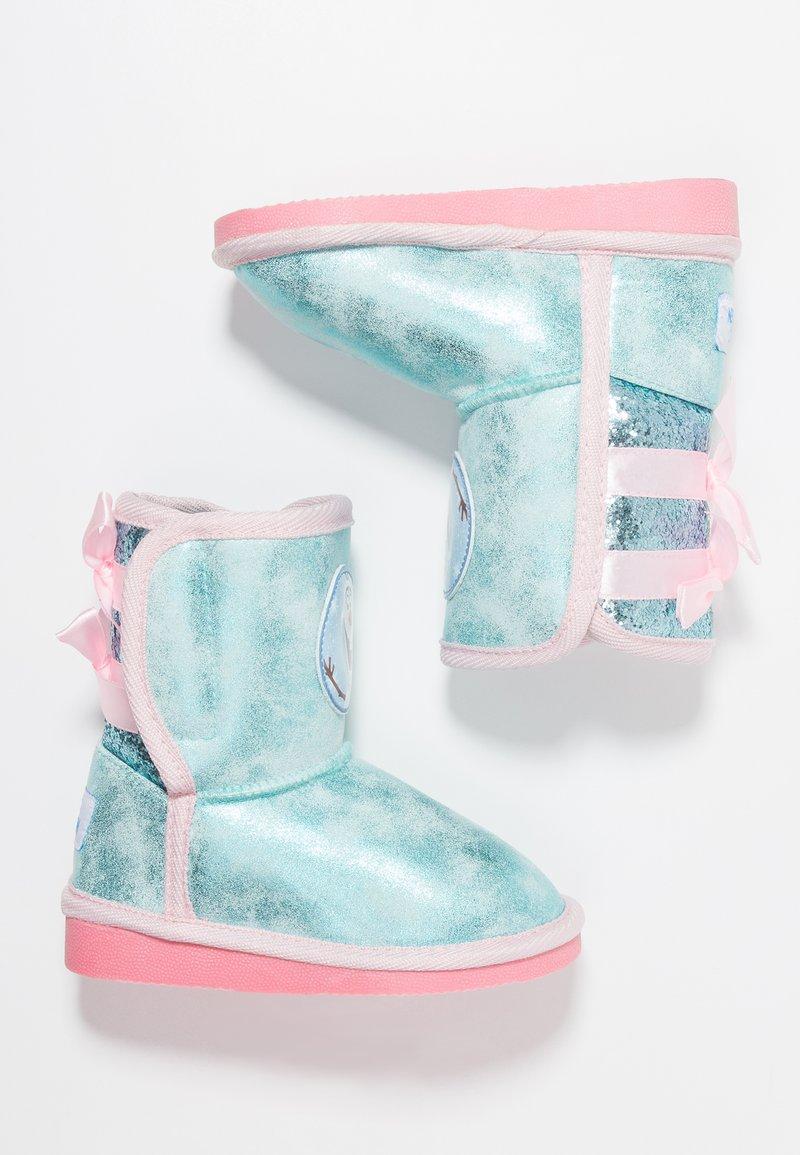 Disney - FROZEN BOOT - Kotníkové boty - ligh blue