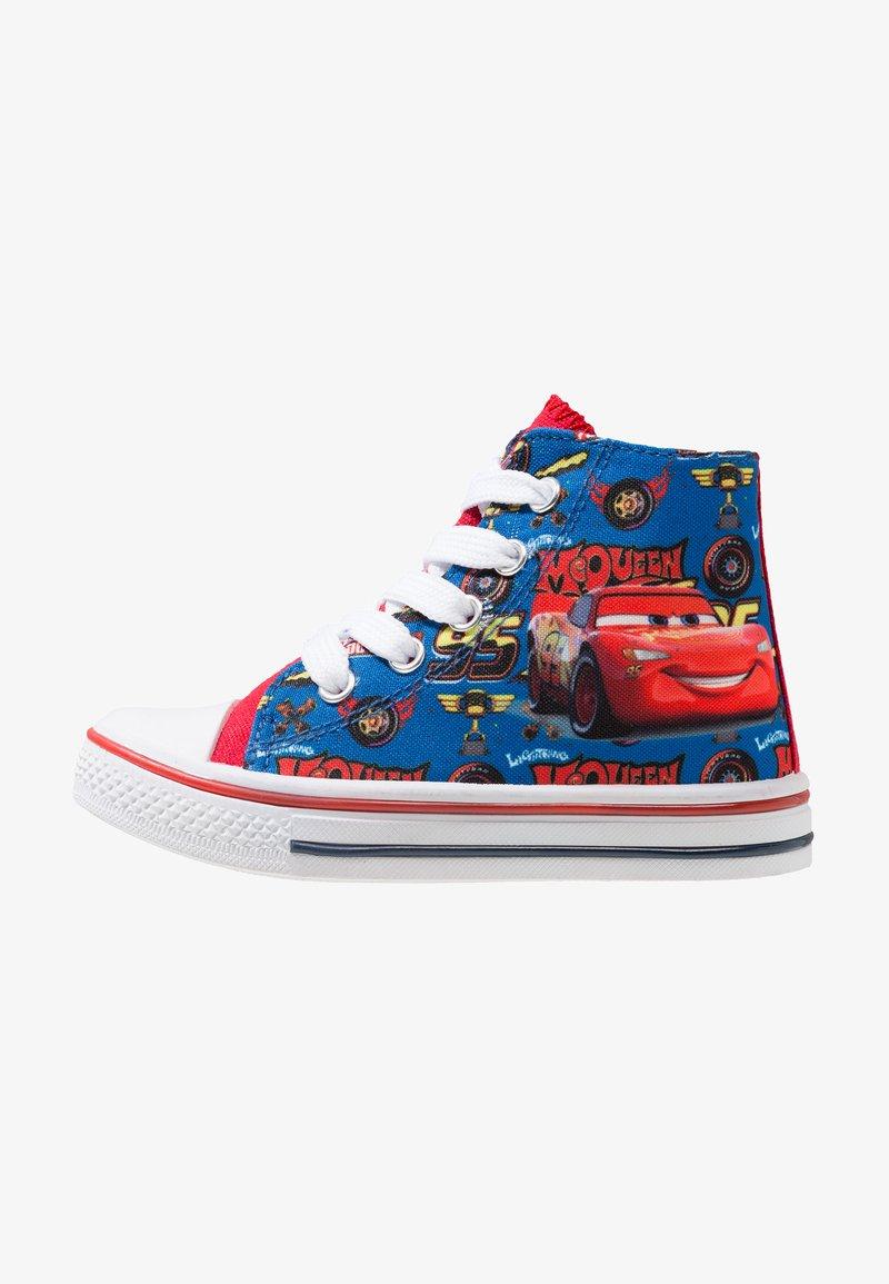 Disney - SCARPA TELA - Zapatillas altas - navy