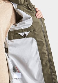 Didriksons - Outdoor jacket - dusty olive - 3