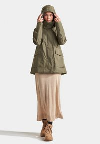 Didriksons - Outdoor jacket - dusty olive - 1