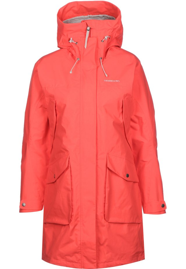 PARKA THELMA W - Parka - coral red