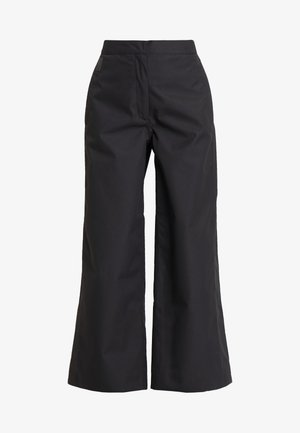 MALVINA WOMEN'S PANTS - Outdoorbroeken - black