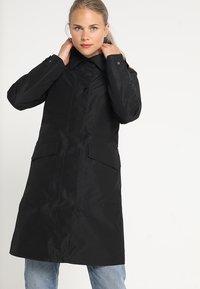 Didriksons - LAILA - Outdoorová bunda - black - 0