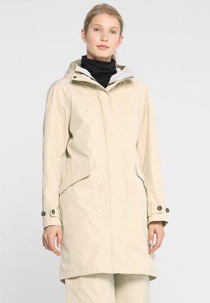 REX WOMEN'S  - Vodotěsná bunda - beige