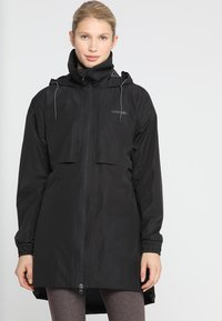 Didriksons - MILLY WOMEN'S  - Parka - black - 0