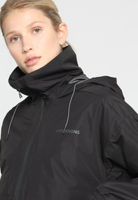 Didriksons - MILLY WOMEN'S  - Parka - black - 4