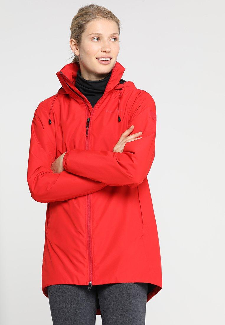 Didriksons - NOOR WOMEN'S - Regnjakke / vandafvisende jakker - red