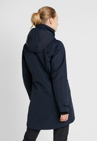 Didriksons - TANJA WOMENS - Parka - dark night blue - 2
