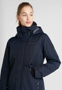 Didriksons - TANJA WOMENS - Parka - dark night blue - 4