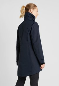 Didriksons - TANJA WOMENS - Parka - dark night blue - 3