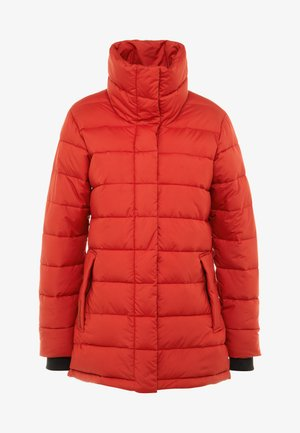 HEDDA WOMENS JACKET  - Winter coat - ember red