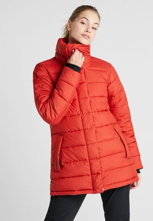 HEDDA WOMENS JACKET  - Talvitakki - ember red