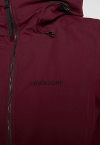 Didriksons - HELLE WOMENS  - Parka - anemon red - 9
