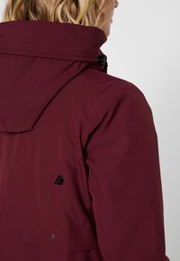Didriksons - HELLE WOMENS  - Parka - anemon red - 6