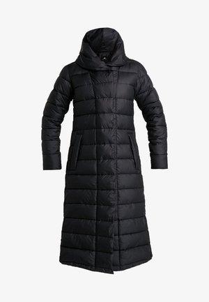STELLA WOMENS COAT - Zimní kabát - black