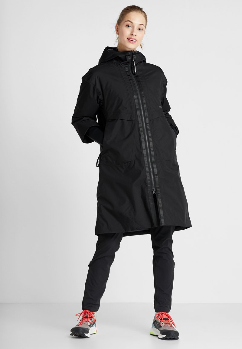 Didriksons - AINO WOMENS - Zimní kabát - black