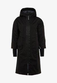 Didriksons - AINO WOMENS - Zimní kabát - black - 4