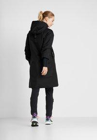 Didriksons - AINO WOMENS - Zimní kabát - black - 2