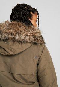 Didriksons - MARTINE  - Winter coat - crocodile green - 7