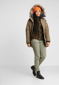 Didriksons - MARTINE  - Winter coat - crocodile green - 1