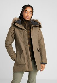 Didriksons - MARTINE  - Winter coat - crocodile green - 0