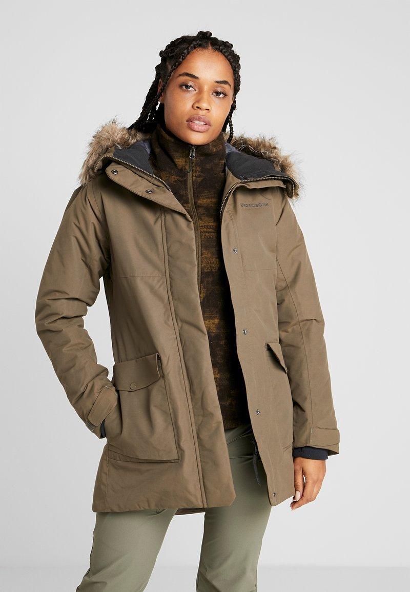 Didriksons - MARTINE  - Winter coat - crocodile green