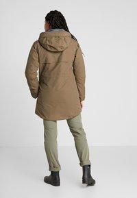 Didriksons - MARTINE  - Winter coat - crocodile green - 3