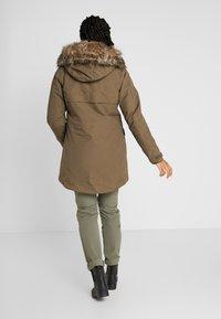 Didriksons - MARTINE  - Winter coat - crocodile green - 2