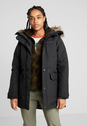 MARTINE  - Winter coat - black