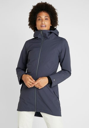 FOLKA WOMEN'S - Waterproof jacket - navy dust