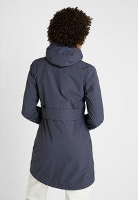 Didriksons - FOLKA WOMEN'S - Waterproof jacket - navy dust - 2
