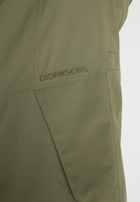 Didriksons - FOLKA WOMEN'S - Waterproof jacket - dusty olive - 5