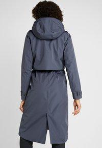 Didriksons - LOVA WOMEN'S COAT - Waterproof jacket - navy dust - 2