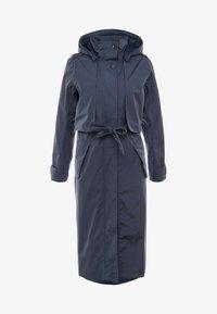 Didriksons - LOVA WOMEN'S COAT - Waterproof jacket - navy dust - 4